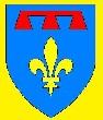 the coat of arms of Provence